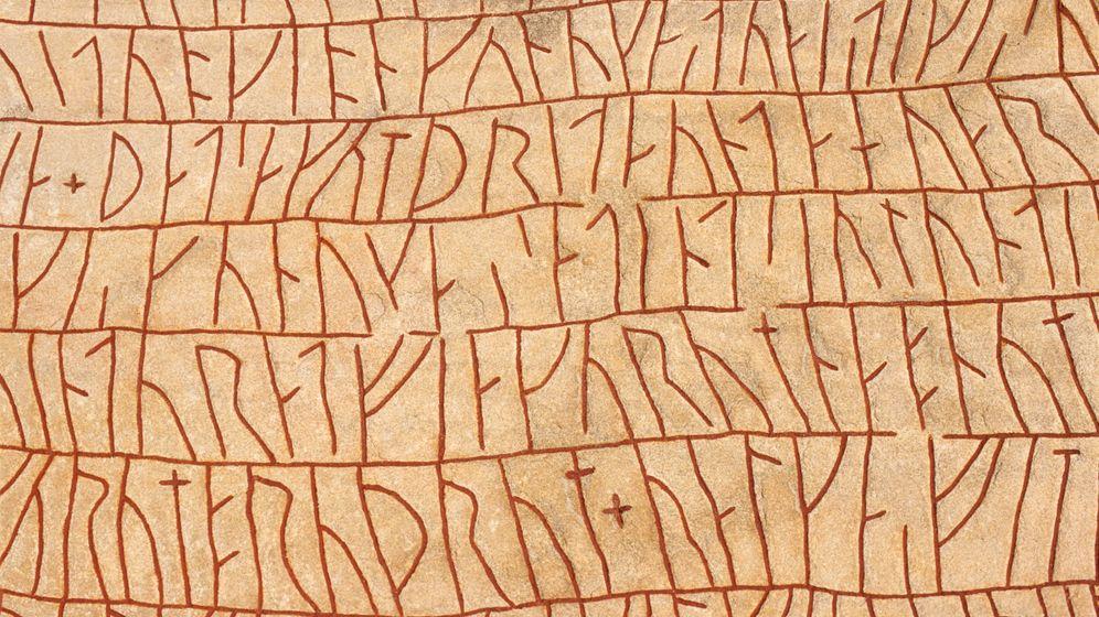Runensteine: Geheimnisvolle Zeichen