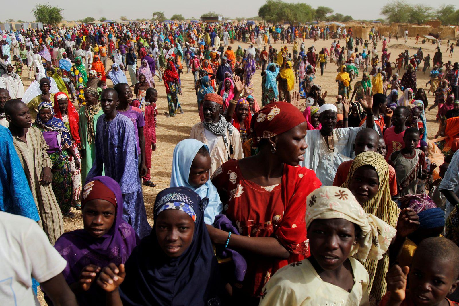 Niger / Flüchtlinge / Sahel