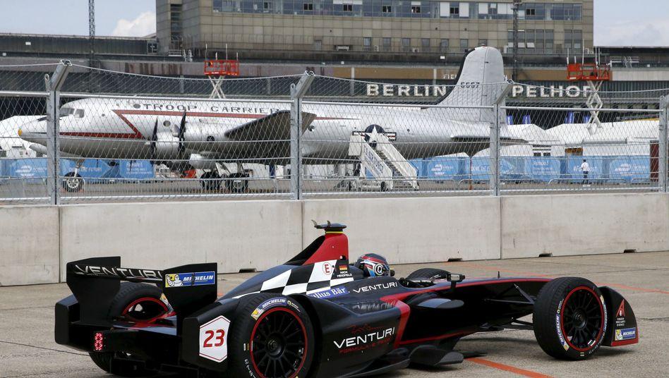 Ehemaliger Formel-1-Pilot Heidfeld: Im Heimrennen nur auf Rang fünf