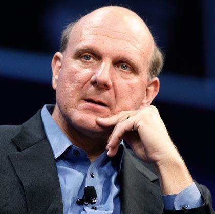 Microsoft-Chef Steve Ballmer: Der Kunde wünscht, doch der Verkäufer hört ihn nicht