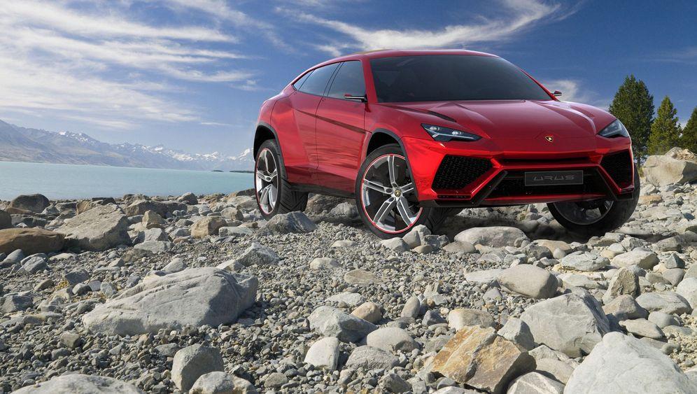 Lamborghini Urus: Italienisch auf die harte Tour