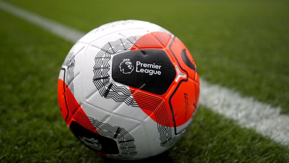 Premier-League-Ball: 748 Tests, sechs positive Befunde