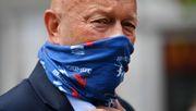 Kemmerich verärgert Parteifreunde mit Corona-Protest