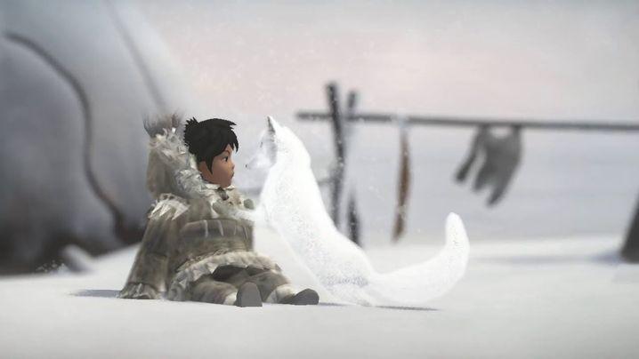 """""""Never Alone"""": Unterwegs in eiskalten Regionen"""