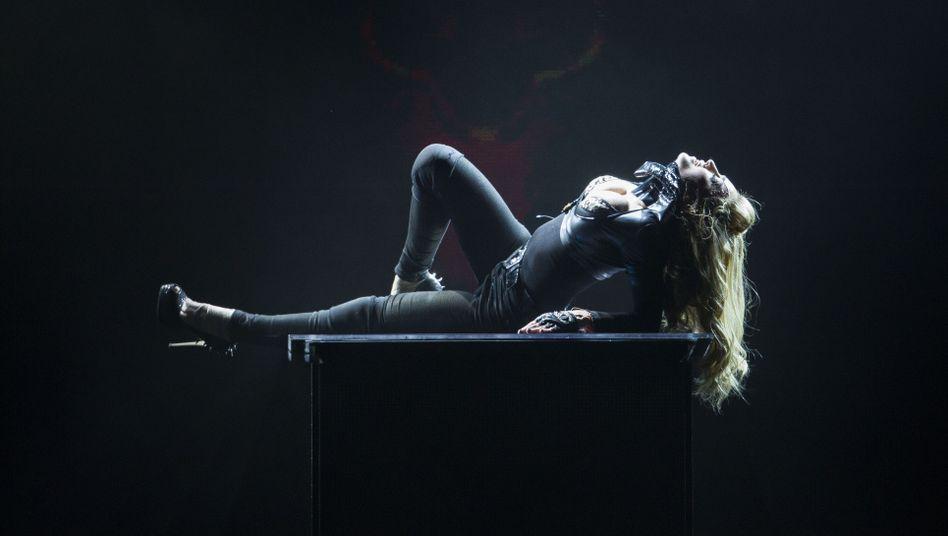 Madonna auf Tour (Archivbild): Offenbar hat die Popsängerin Knieprobleme