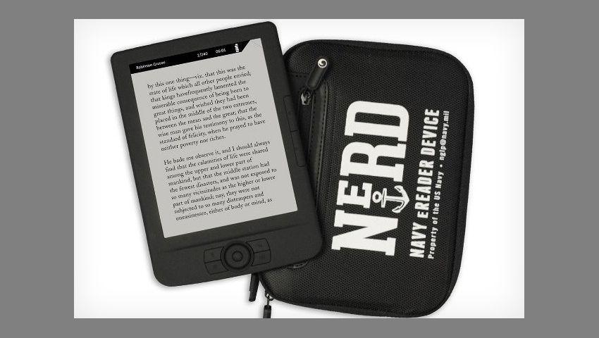 E-Book-Reader NeRD: Feste Auswahl von 300 Büchern