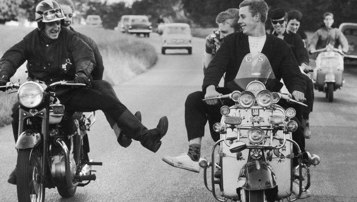 Augenblick mal!: Die Invasion der Rollerfahrer
