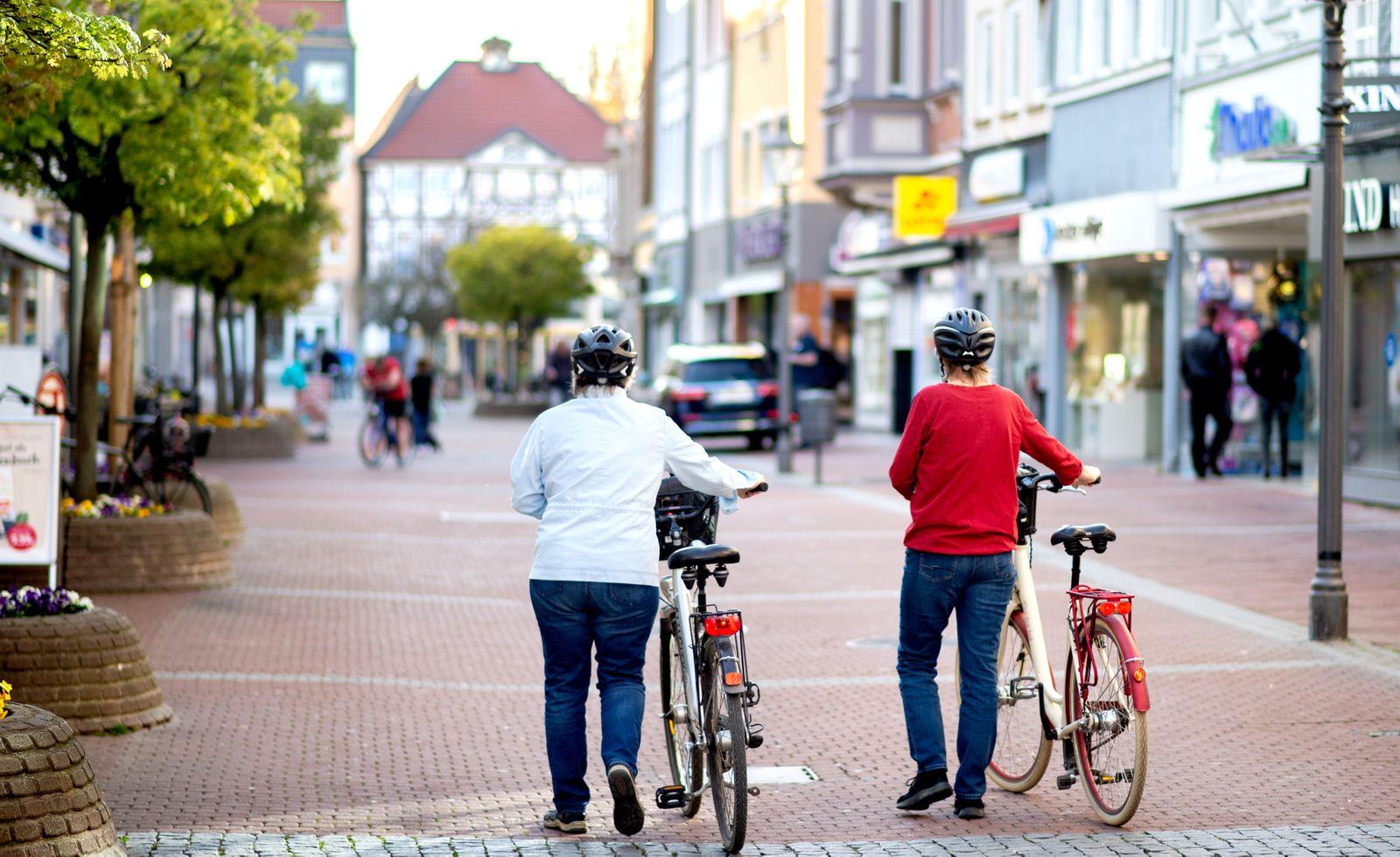 Coronavirus - Einzelhandel in Niedersachsen