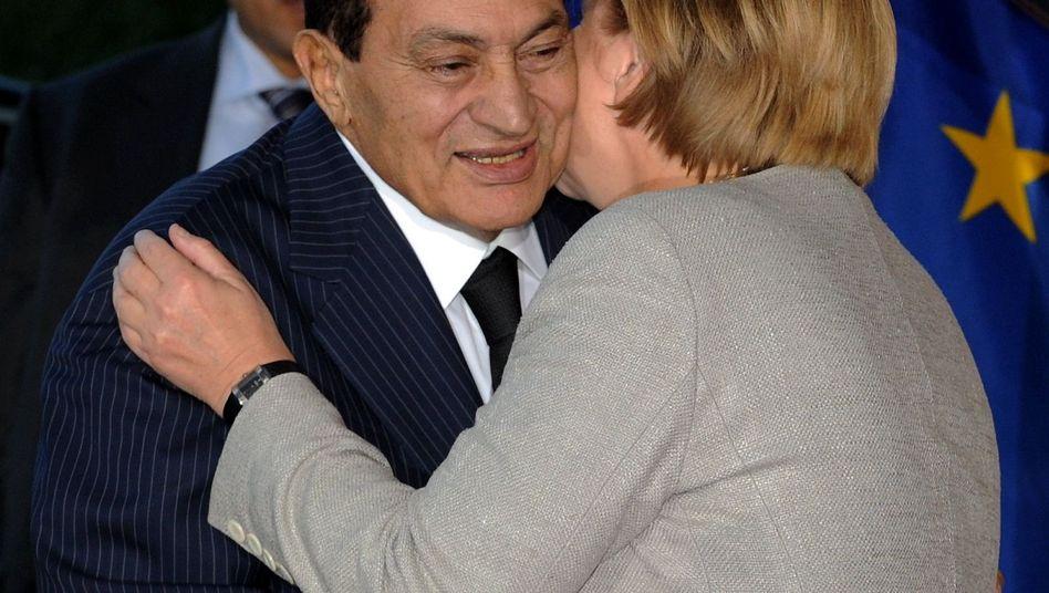 Deutschland als Diktator-Exil: Zustimmungzu Mubarak-Aufnahme wächst