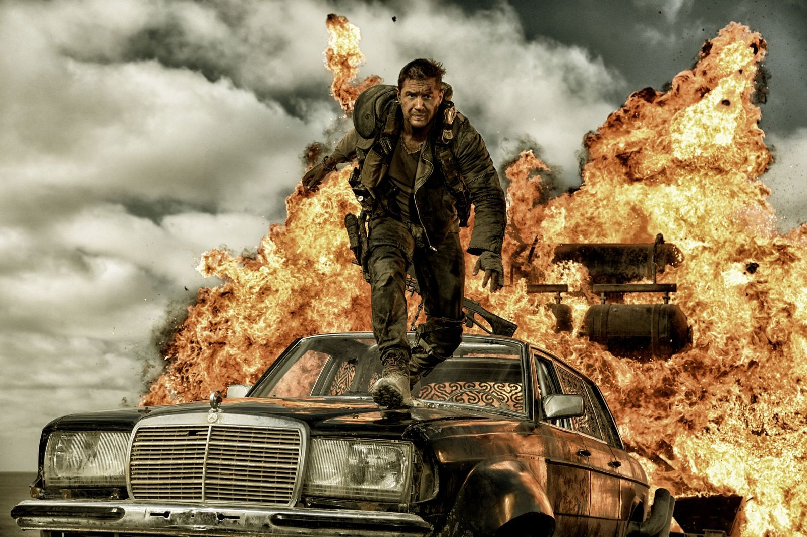 EINMALIGE VERWENDUNG Film/ Mad Max - Fury Road