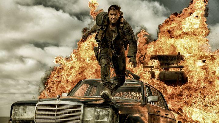 """Mad Max"": Alter Stahl, junge Frauen"