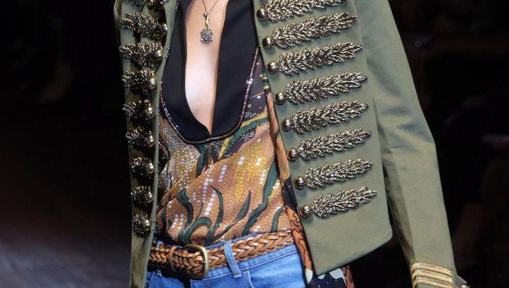 Modetrends 2015: Kämpfer und Entdecker