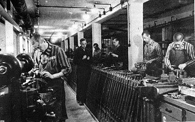 """Zwangsarbeit: IBM war """"vernetzt"""""""