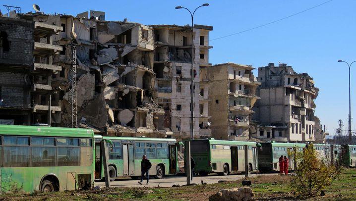 Syrien: Führt ein Weg aus dem Chaos von Aleppo?