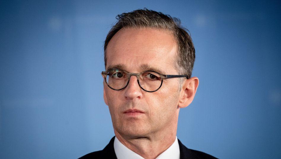 Außenminister Heiko Maas