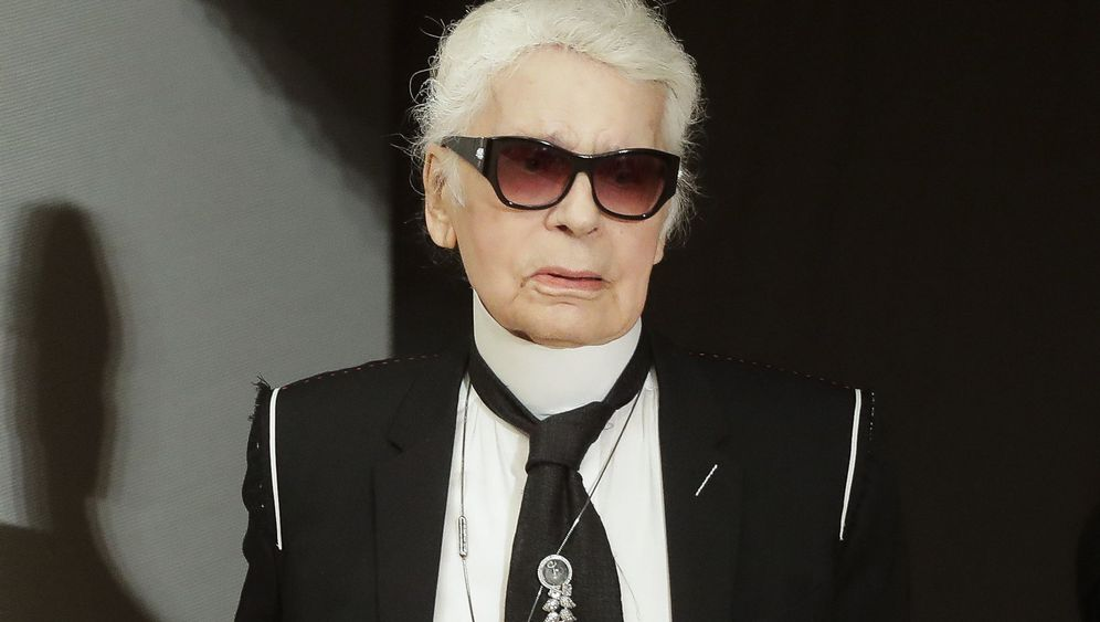 """Lagerfelds Chanel-Schau in der Elbphilharmonie: """"Ich bin nun einmal Hamburger"""""""