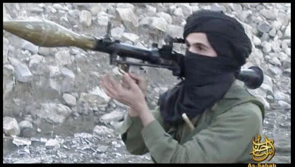 Szene aus Propagandavideo