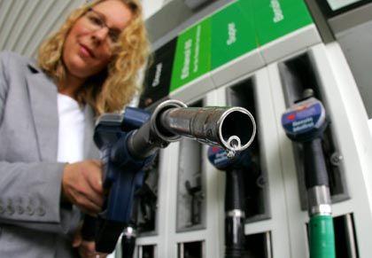 Ethanol-Zapfsäule: Nicht für jeden gut zu verdauen