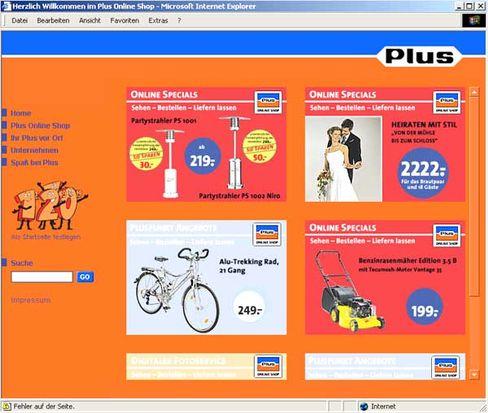 Sonderangebot: Benzinmäher (unten rechts), Partystrahler und Fahrrad (links) und komplette Hochzeitsfeiern (Ehepartner ist selbst mitzubringen, oben rechts)