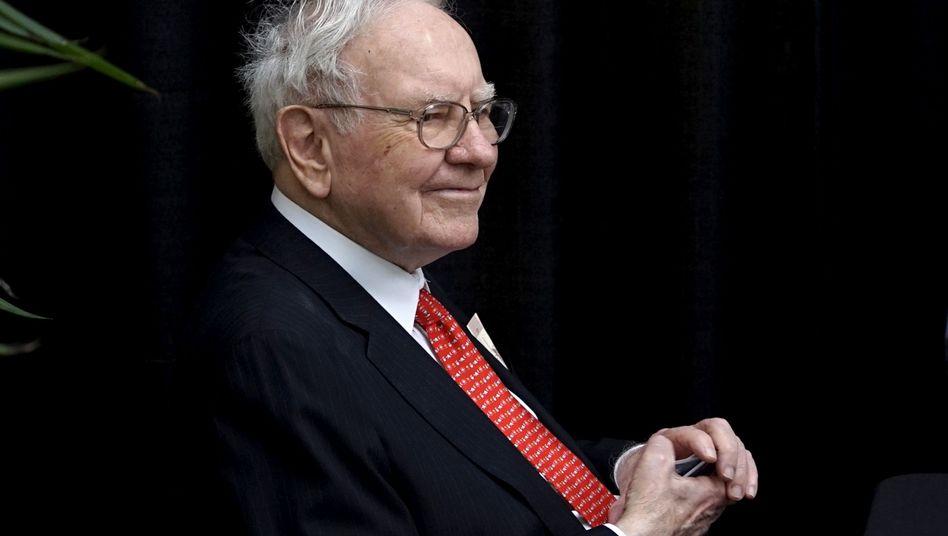 Warren Buffett beim Bridge (Archiv)