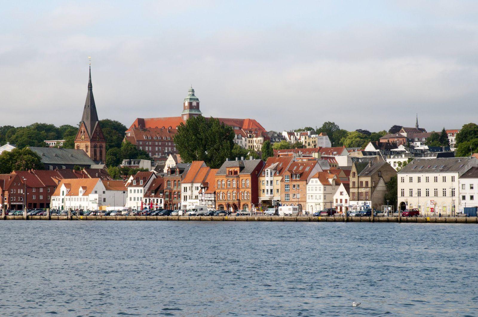 EINMALIGE VERWENDUNG Flensburg