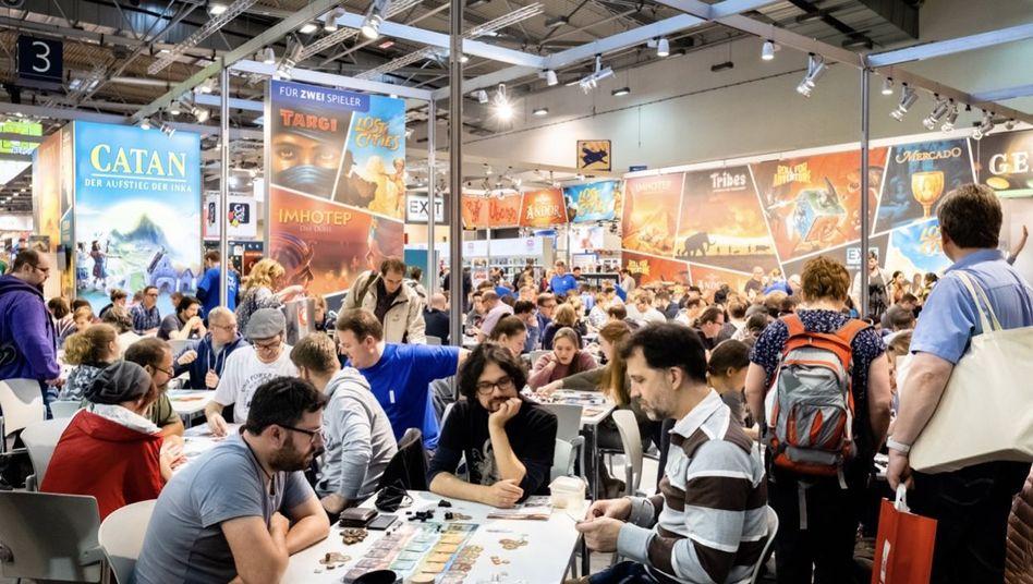 Internationale Spieletage in Essen (Archivbild): Der Andrang wird immer größer
