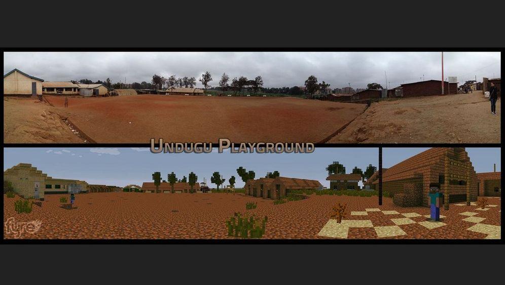 Minecraft: Projekt ermöglicht Stadtplanung per Computerspiel