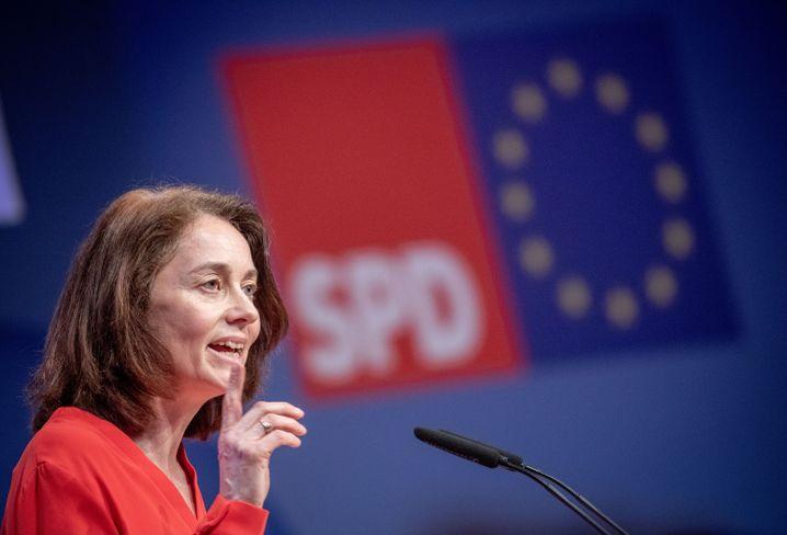 Katarina Barley wechselt nach Brüssel
