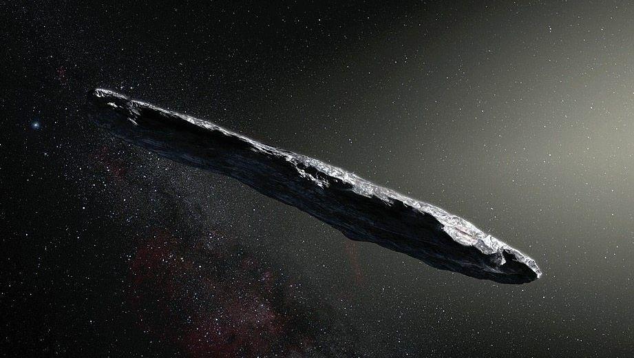 """'Oumuamua: """"Ein Sonnensegel, von intelligenten Wesen hergestellt"""" - DER SPIEGEL - Wissenschaft"""