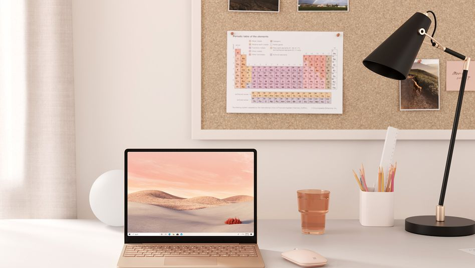 Microsofts Surface Laptop Go