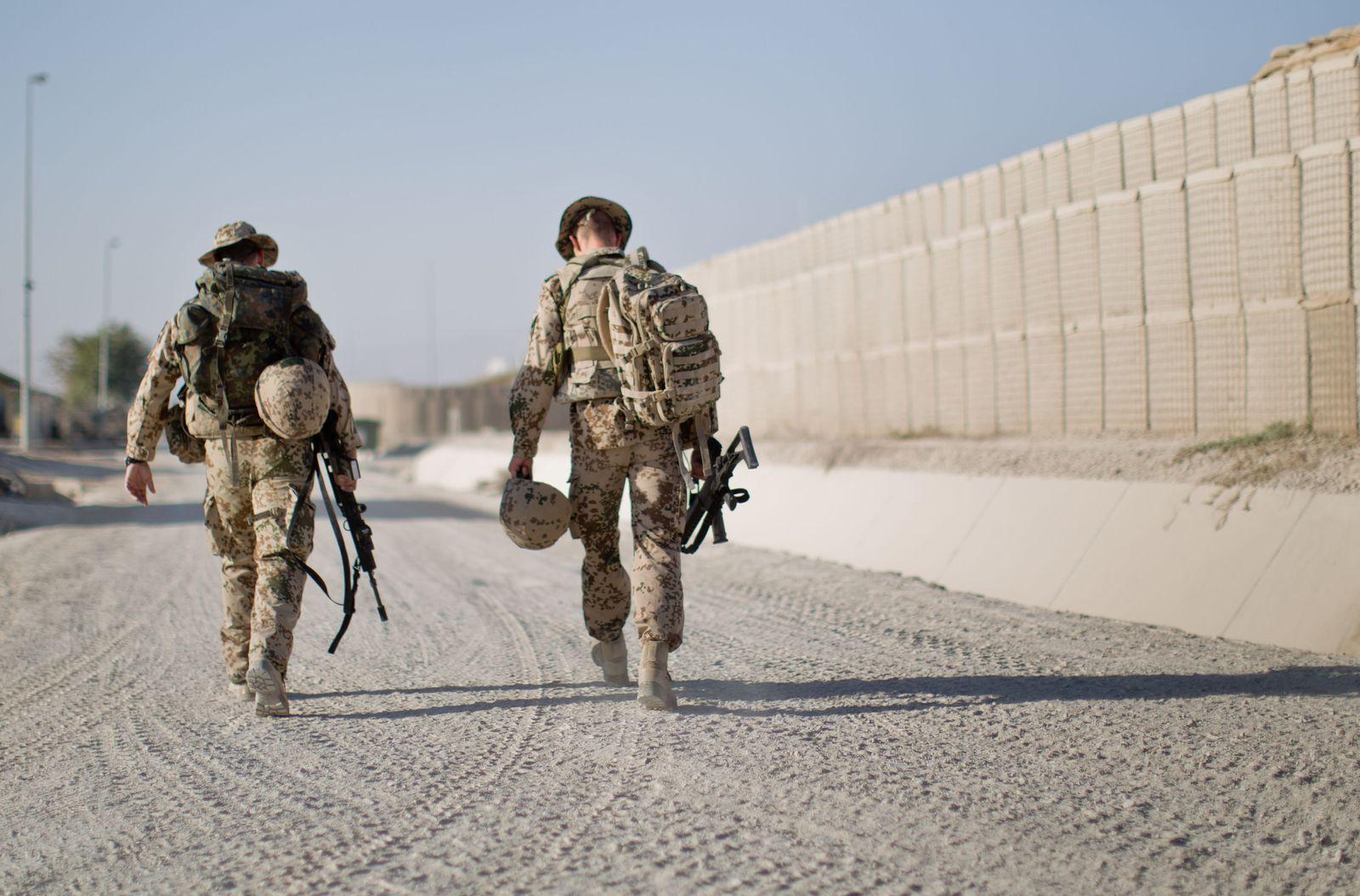 Afghanistan Rückzug