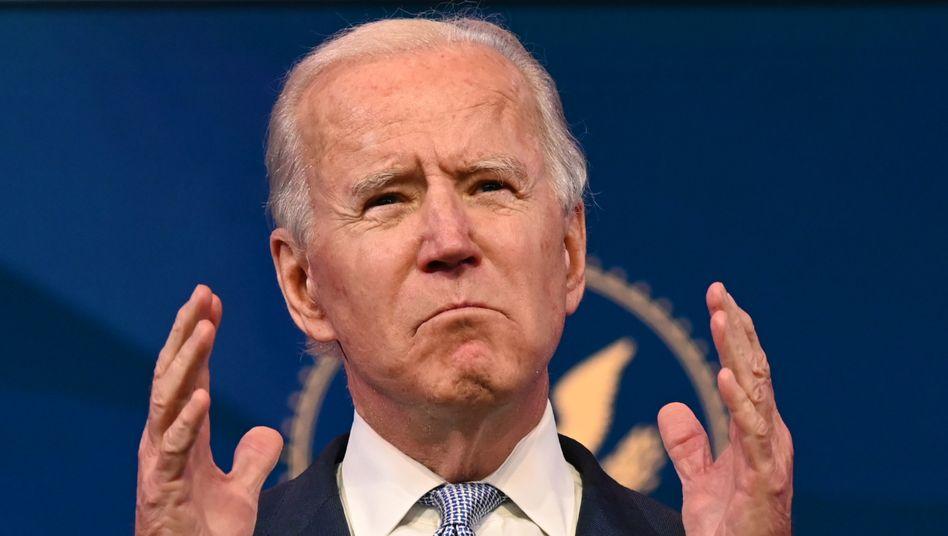 Joe Biden: »Es ist Aufruhr«