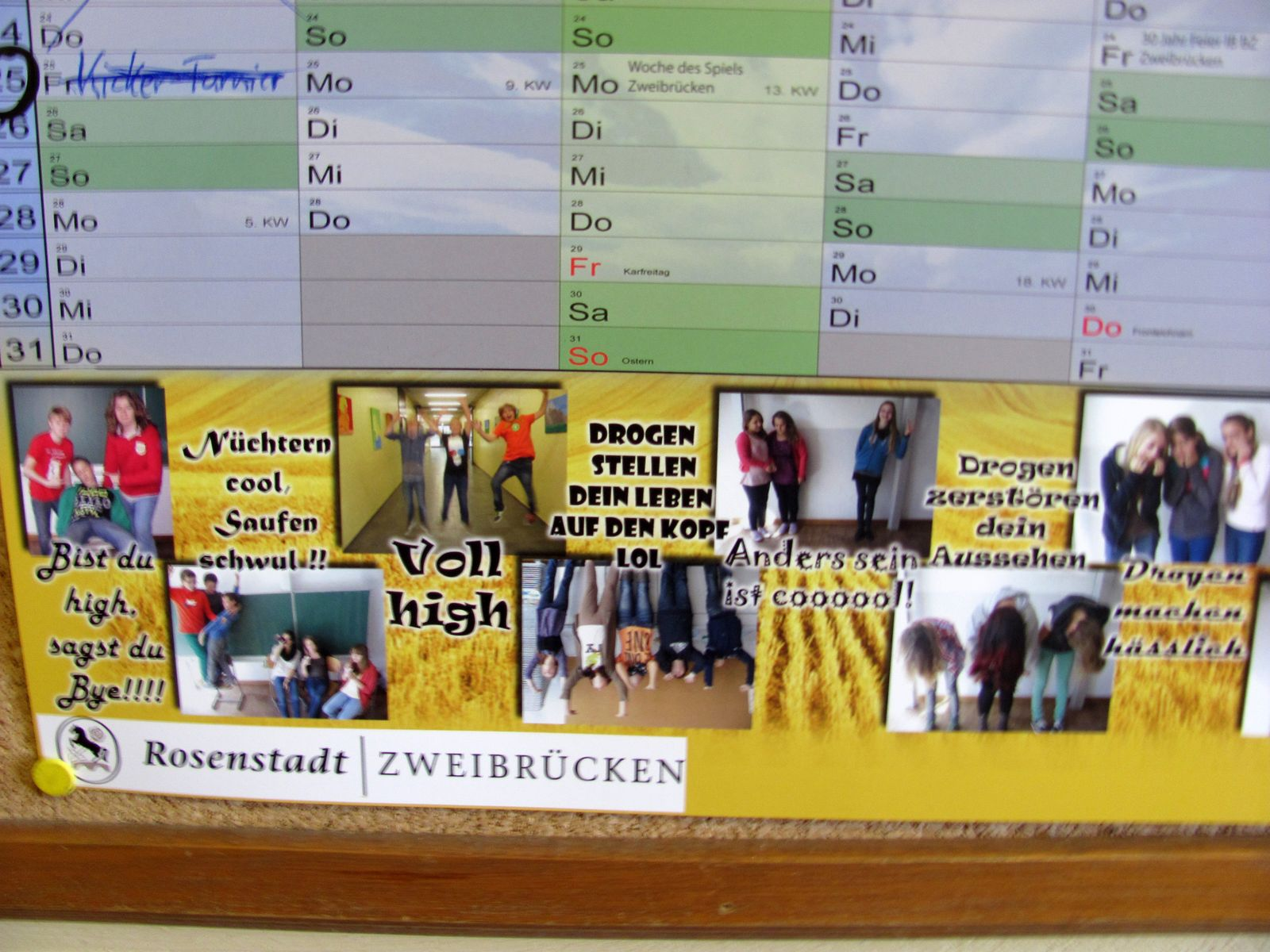 Zweibrücken Kalender