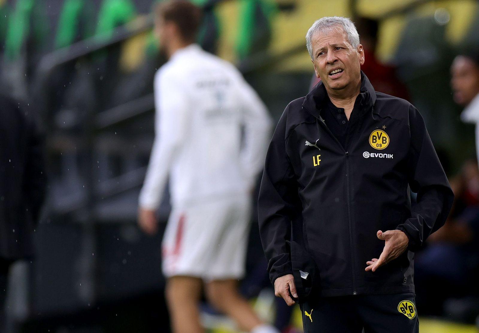 Borussia Dortmund vs 1. FSV Mainz 05, Germany - 17 Jun 2020