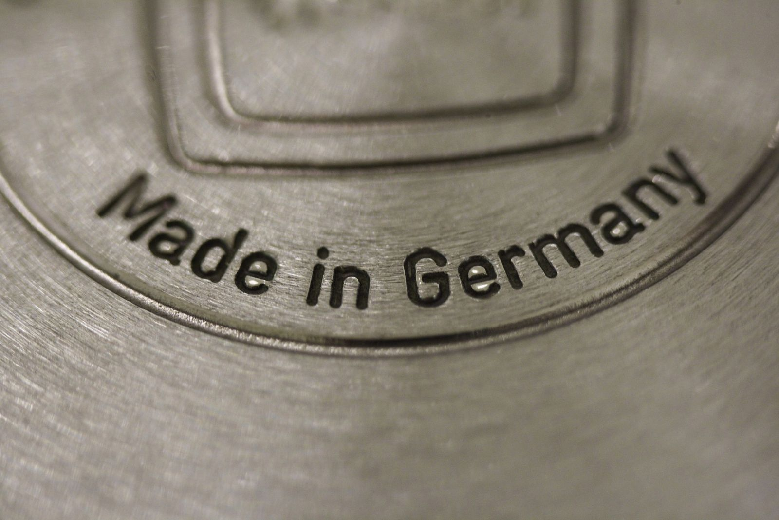EINMALIGE VERWENDUNG MADE IN GERMANY