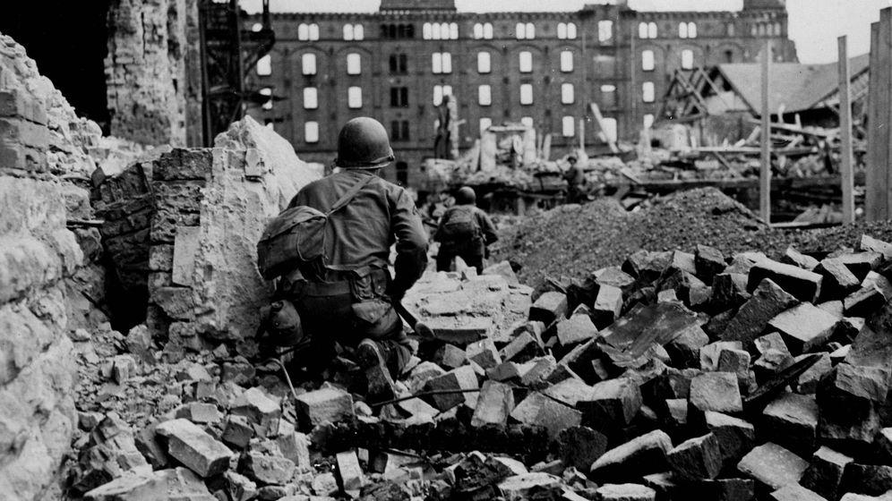 Rückkehr ins zerstörte Ludwigshafen 1945: Heimat in Trümmern