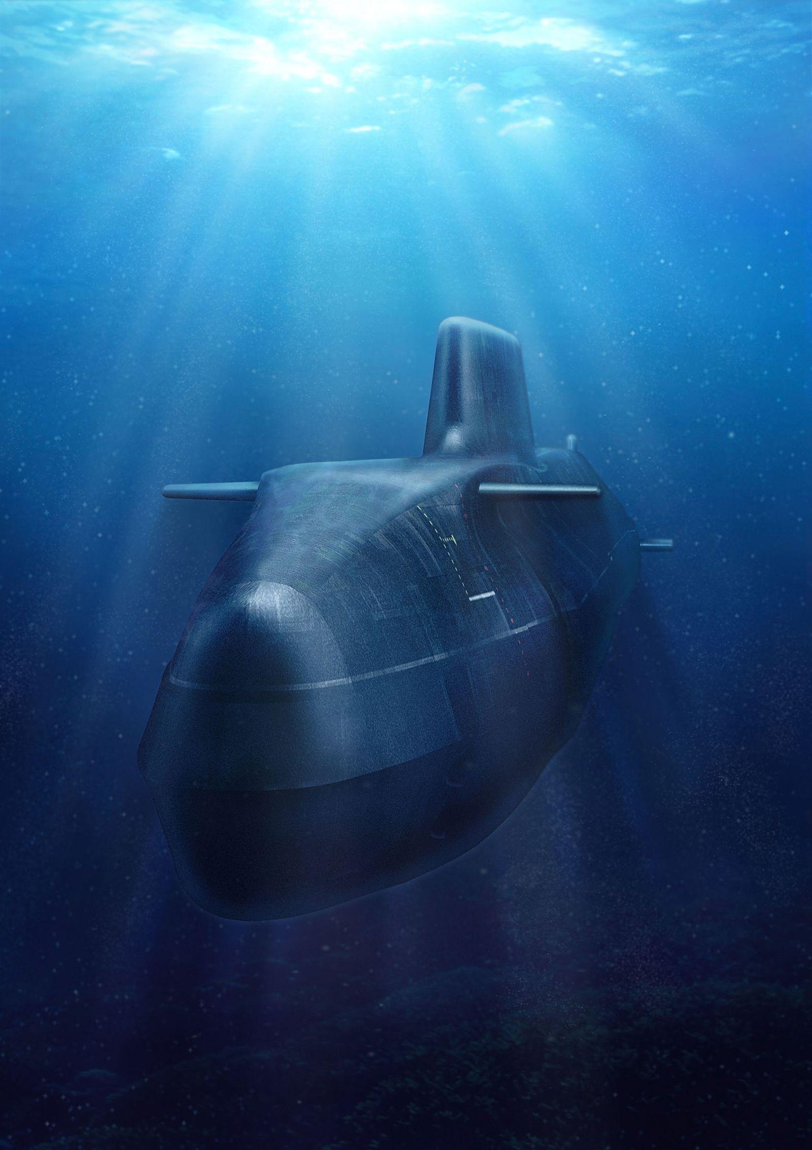 Atom U-Boot / HMS Astute
