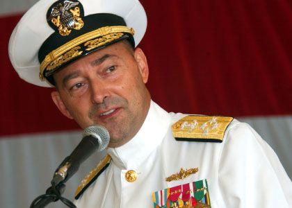 US-Admiral James Stavridis: Der erste Seemann an der Spitze der Nato