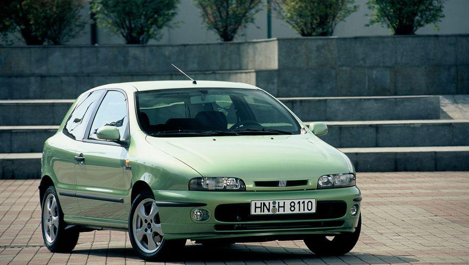 Fiat Bravo, Baujahr 2001: Einer der Versager im Mängel-Ranking