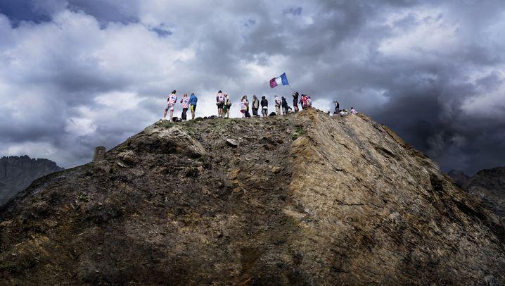 """Fotograf Tino Pohlmann: Tour de France """"fast wie ein Weltwunder für mich"""""""
