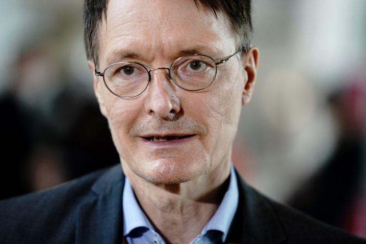 SPD-Politiker Lauterbach: »Beim Katastrophenschutz sind wir genauso schlecht vorbereitet wie beim Pandemieschutz«