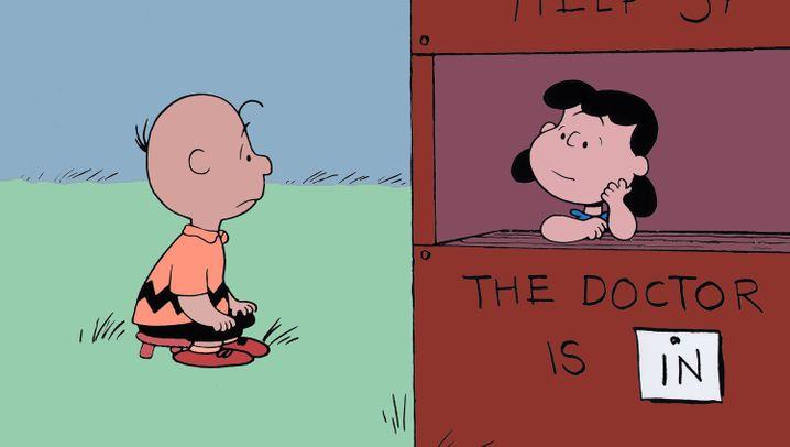 Reiß dich zusammen, Charlie Brown!