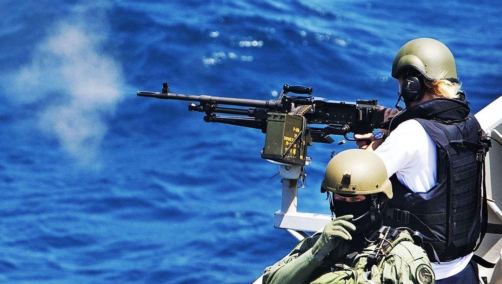 Seeräuber vor Somalia: Jagd auf hoher See - und bald am Strand