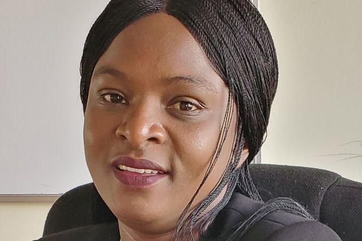 Caroline Teti, Africa Director Recipients Advocacy bei der Nichtregierungsorganisation »GiveDirectly«