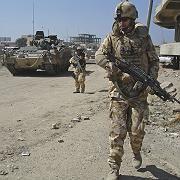 """Britische Soldaten in Basra: """"Vom schrecklichen Verhalten abgestoßen"""""""