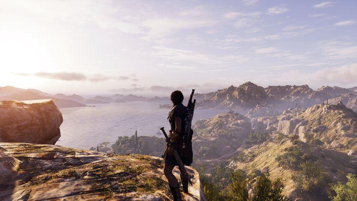"""Panorama in """"Assassin's Creed: Odyssey"""" - für einige Spieler ein Horror"""