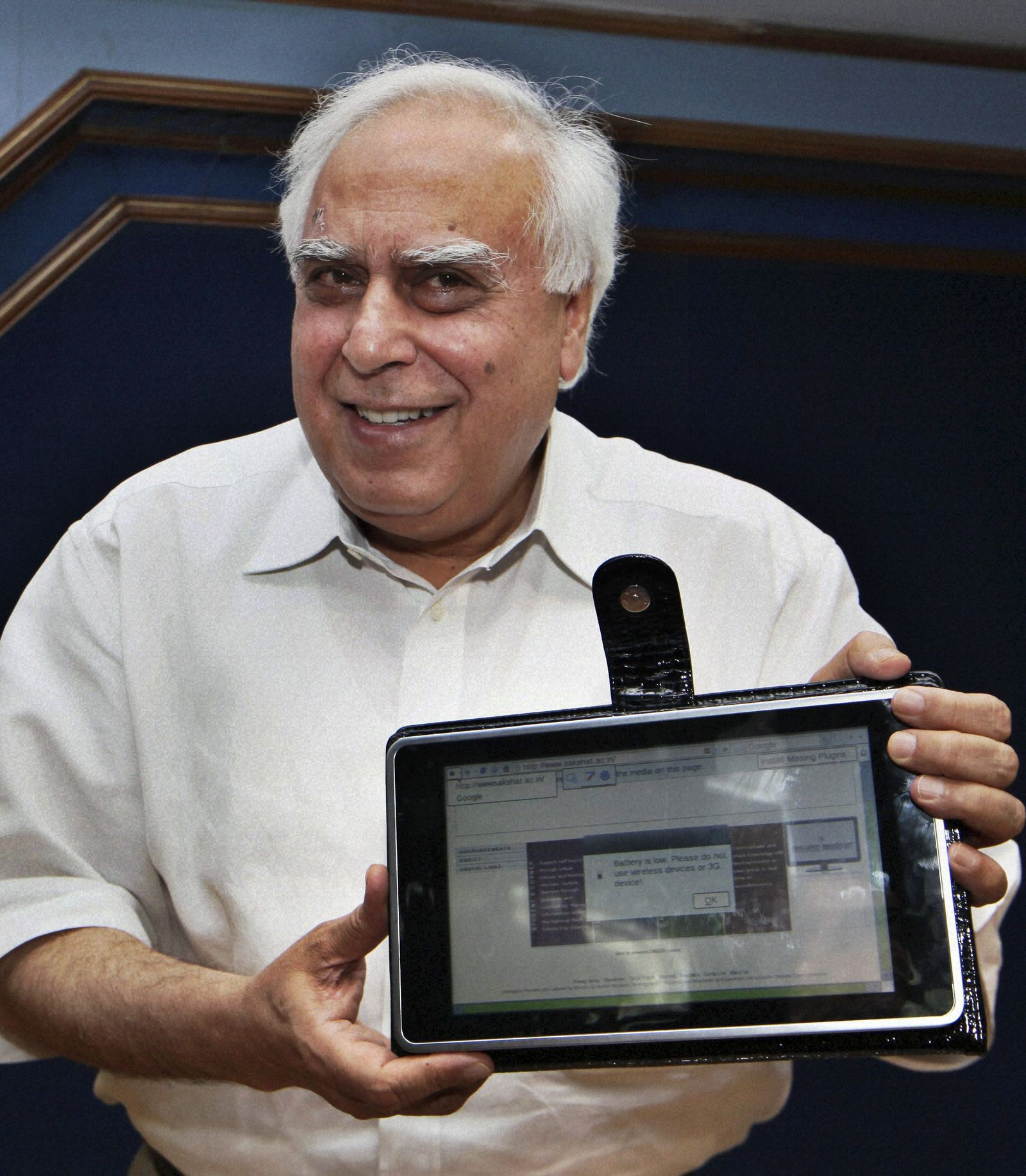 Indien / Tablet Computer