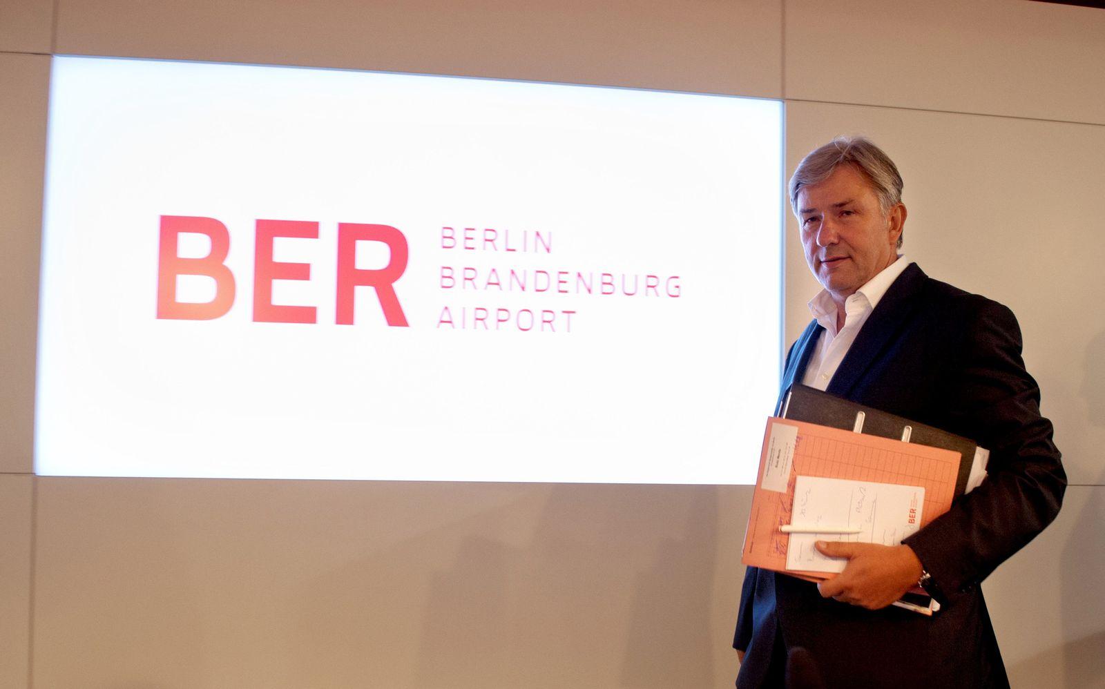 Klaus Wowereit / BER