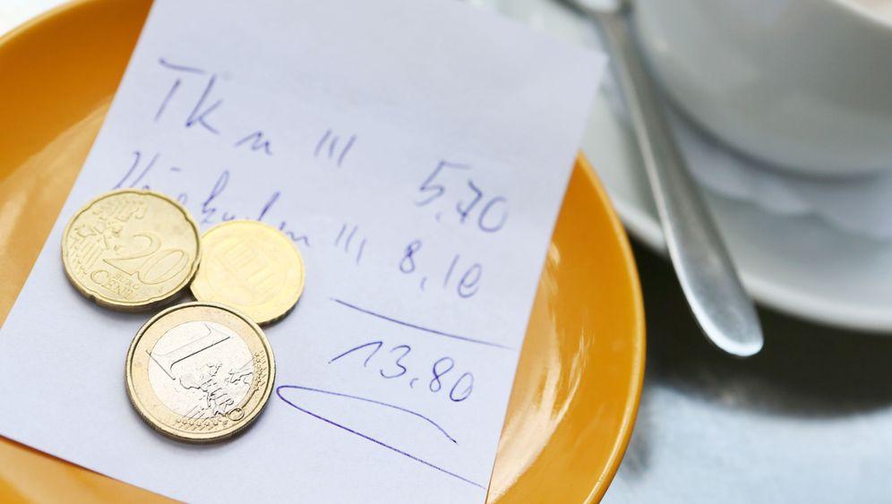 Trinkgeld-Knigge: Tipps für den Tip