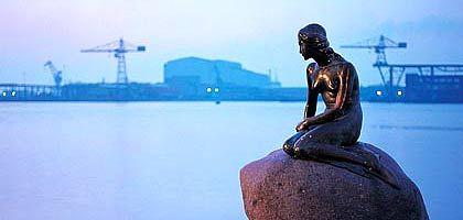 Kleine Meerjungfrau: Das dänische Wahrzeichen überhaupt